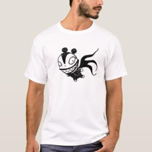 Nightmare Before Christmas   Scary Teddy T-Shirt