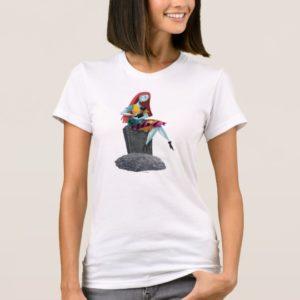 Nightmare Before Christmas   Sally & Cat Sitting T-Shirt