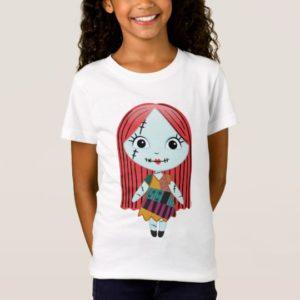 Nightmare Before Christmas | Sally Emoji T-Shirt