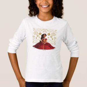 Elena   Elena Dressed Royally T-Shirt