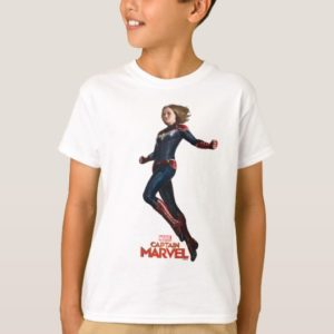 Captain Marvel | Protecting The Planet T-Shirt