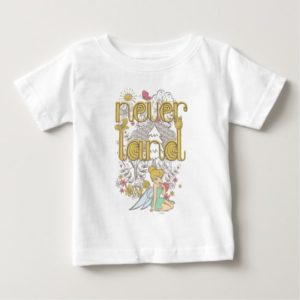 Tinker Bell in Neverland Forest Baby T-Shirt