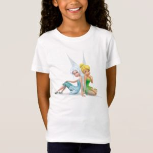 Periwinkle & Tinker Bell Sitting T-Shirt