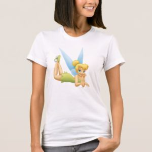 Tinker Bell Laying Down T-Shirt