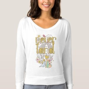 Tinker Bell in Neverland Forest T-shirt