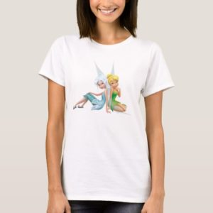 Periwinkle & Tinker Bell Sitting 2 T-Shirt