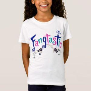 Disney | Vampirina - Vee - Spooky Typography T-Shirt
