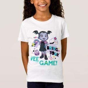 Vampirina | Bring Your Vee Game! T-Shirt