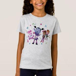 Vampirina   Find Your Own Beat T-Shirt