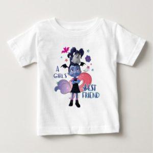 Vampirina & Wolfie | A Girl's Best Friend Baby T-Shirt