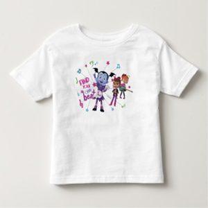 Vampirina   Find Your Own Beat Toddler T-shirt