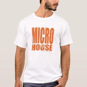 "Portlandia ""Microhouse"" T-Shirt"