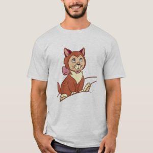 Alice in Wonderland's Dinah Disney T-Shirt