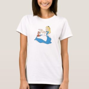 Alice in Wonderland's Alice and Dinah Disney T-Shirt