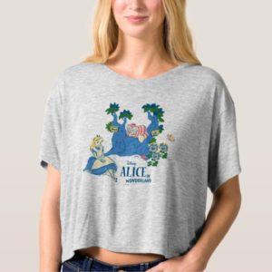 Alice and Cheshire Cat T-shirt
