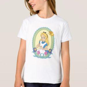Alice in Wonderland Portrait Disney T-Shirt
