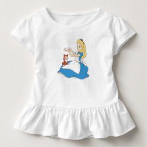 Alice in Wonderland's Alice and Dinah Disney Toddler T-shirt