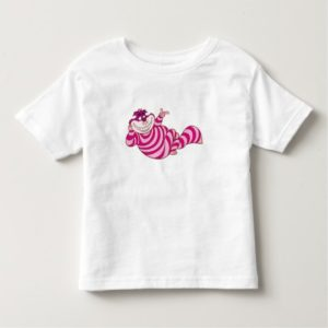 Alice in Wonderland Cheshire Cat snap finger Toddler T-shirt