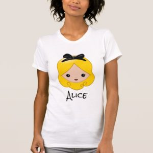 Alice in Wonderland | Alice Emoji 2 T-Shirt