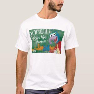 Gonzo - Dublin, Ireland Poster T-Shirt