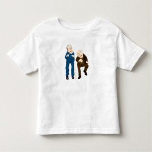 Statler and Waldorf Disney Toddler T-shirt