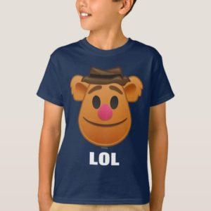 The Muppets| Fozzie Bear Emoji T-Shirt