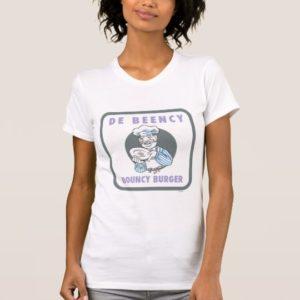 The Muppets | De Beency Bouncy Burger Logo T-Shirt
