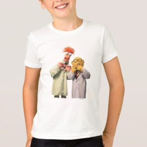 Dr. Bunsen Honeydew and Beaker T-Shirt