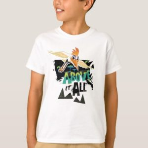 Lion Guard   Ono, Above It All T-Shirt