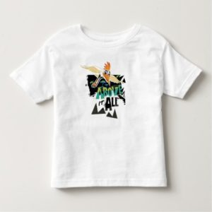 Lion Guard | Ono, Above It All Toddler T-shirt