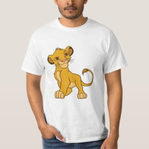 Proud Simba Disney T-Shirt