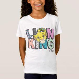 The Lion King   Simba #Roar T-Shirt