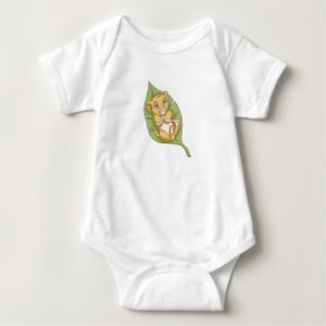 Infant Simba Disney Baby Bodysuit
