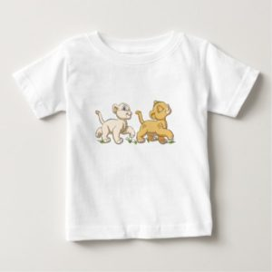 Lion King's Simba and Nala  Disney Baby T-Shirt
