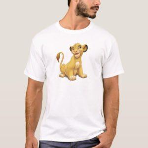 Lion King Simba cub playful Disney T-Shirt