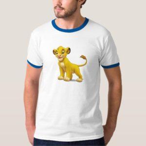 Lion King Simba cub standing Disney T-Shirt