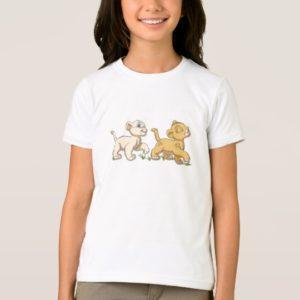 Lion King's Simba and Nala  Disney T-Shirt