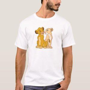 Simba and Nala Disney T-Shirt