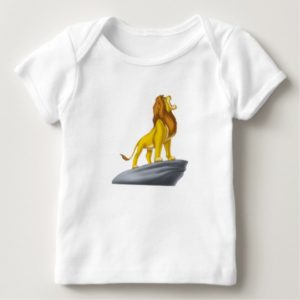 Lion King Mufasa Roaring Disney Baby T-Shirt