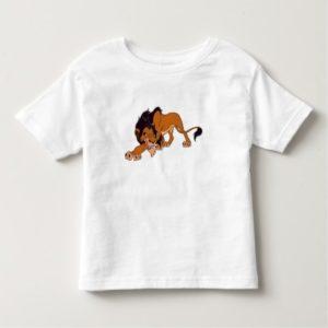 Disney Lion King Scar Toddler T-shirt