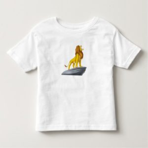 Lion King Mufasa Roaring Disney Toddler T-shirt