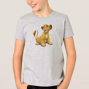 Lion King Simba cub playful Disney T-Shirt