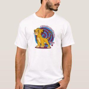 Simba Stands Proud Disney T-Shirt