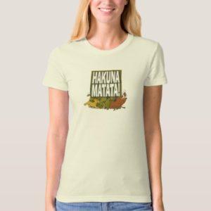 Disney Lion King Hakuna Matata! T-Shirt