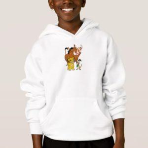 Lion King Timon Simba Pumba with ladybug Disney Hoodie