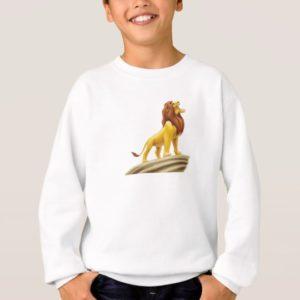 Disney Lion King Mufasa Sweatshirt