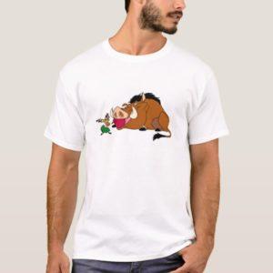 Lion King's Timon And Pumbaa Disney T-Shirt