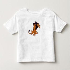 Scar Disney Toddler T-shirt