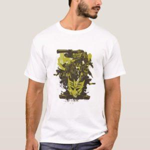 Decepticon Grunge Collage T-Shirt
