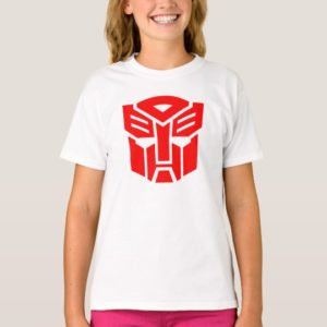 Transformers Autobot Red Mask T-Shirt